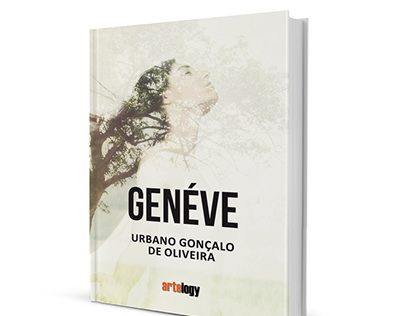 'Genéve' - Book Cover Design
