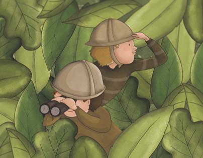 Children's book | Parábolas de Jesus · PT