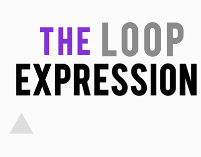 After Effects Loop Expression GIFs