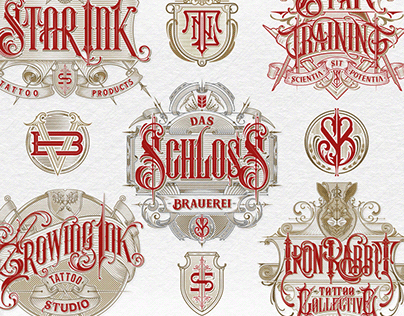 Lettering Collection Vol. 4