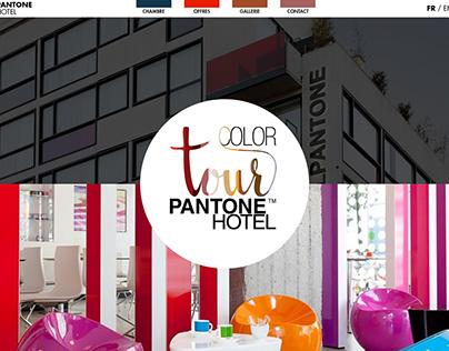 Couleur Design - Pantone Hôtel
