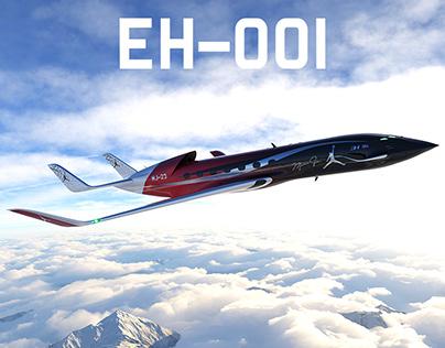 2030 EH-001 Business Jet