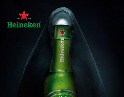 Heineken - Happy Halloween