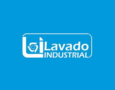 Diseño de logo, Lavado Industrial