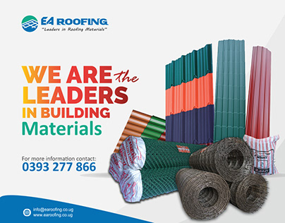 Digital Banners (East African Roofings Systems)