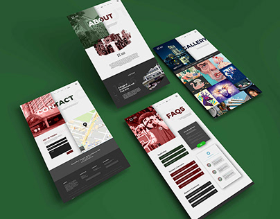 UST-CFAD Web Design