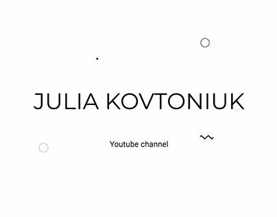 Простое интро/Simple intro with shape elements