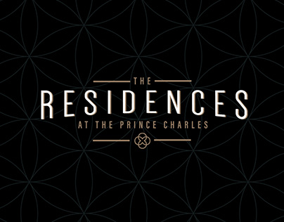 The Residences at the Prince Charles - Branding +Design