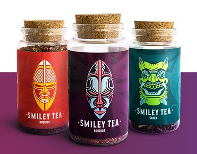 SMILEY TEA by Chucky's