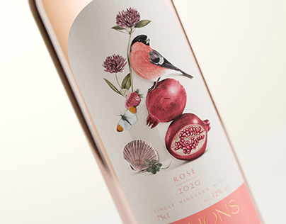 Dillions: Untraditional boutique English wine