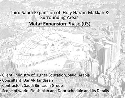 Saudi Binladen Group Projects