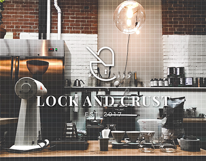 Lock & Crust | Branding