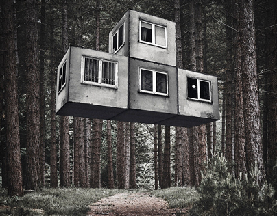 forest tetris