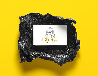 nenia | eigenes corporate design