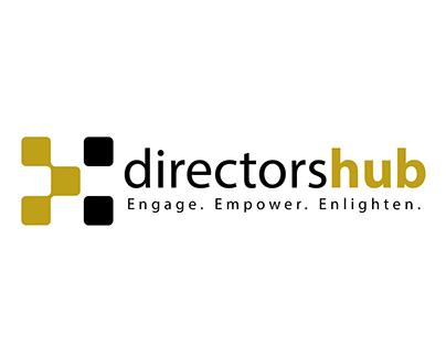 Brand Identity design for DirectorsHub