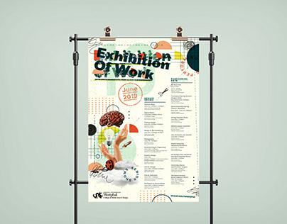 Exhibition of Work