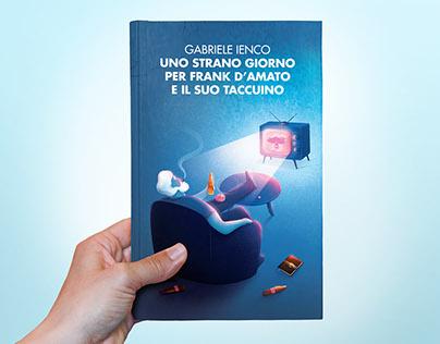 Book cover • Uno strano giorno per Frank D'Amato