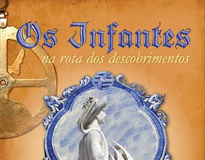 Cartaz divulgação evento - Os Infantes