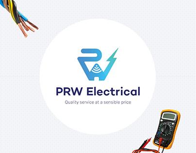 PRW Electrical- Website Design