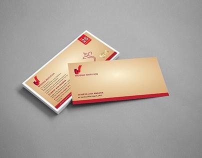Invitation Cards Design