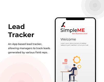 Lead Tracker App