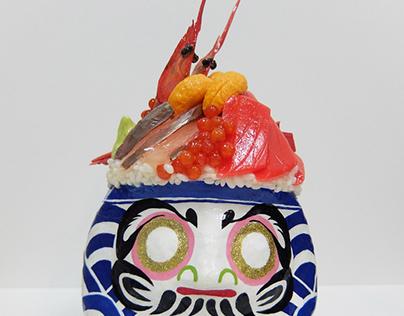 海鮮丼だるま/KAISEN DON DARUMA