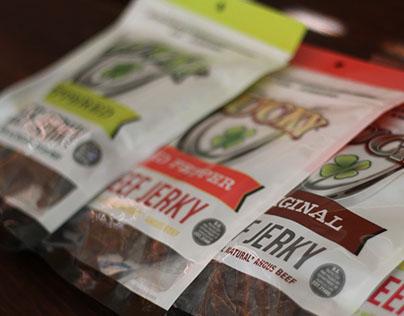 Lucky® Jerky Bags