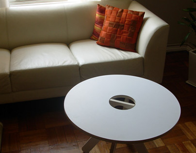 3 Piece Side Table for Proyecto Número