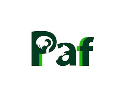 Paff, Foundation Logo