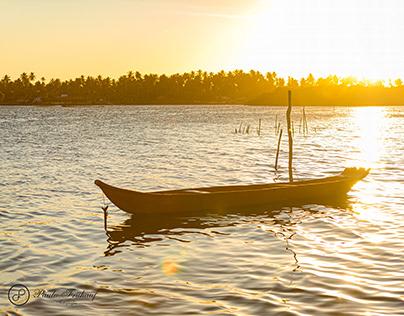 Canoas em Maceió - Alagoas - Brasil