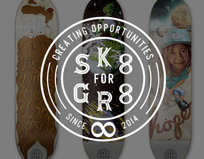 Sk8 for Gr8 | 1st Edition