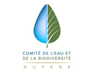 Logo - Comité de l'Eau et de la Biodiversité de Guyane