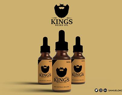 King's Beard Oil