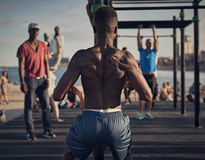 Muscle Beach Barcelona