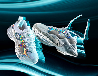 SKECHERS   Laser Sneaker   SHOES
