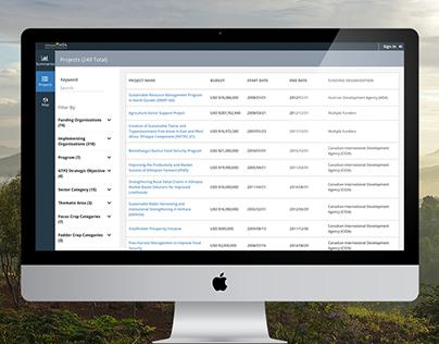 The Portfolio Mapping Tool (BMGF)