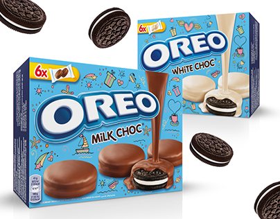 Gift-packagings for OREO products