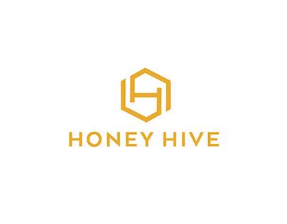 Honey Hive Brand Identity