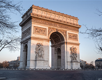 Paris vs Coronavirus