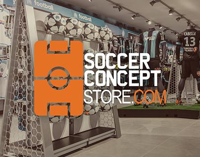 Soccer Concept Store.Com