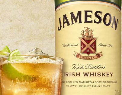 Eoin Holland - Dublin • Jameson Whiskey