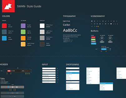 Styleguide + UI Kit