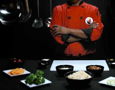 Oriental Wok - Vegan Rice Spot