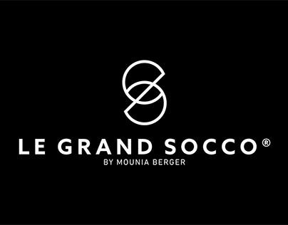 Le Grand Socco by Mounia Berger - Brand design
