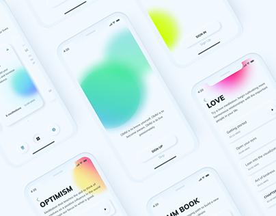OMM App Redesign