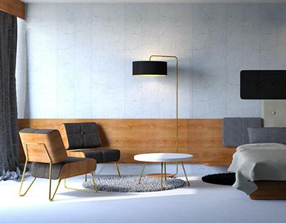 HOTEL ROOM / furniture system
