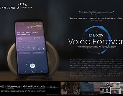 Bixby Voice Forever