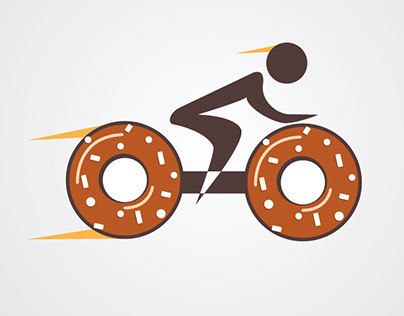 The Doughnut Ride (Logo Design)