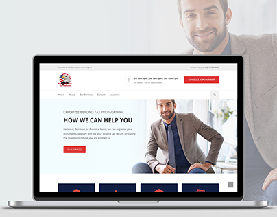 Pro Tax Plus Website