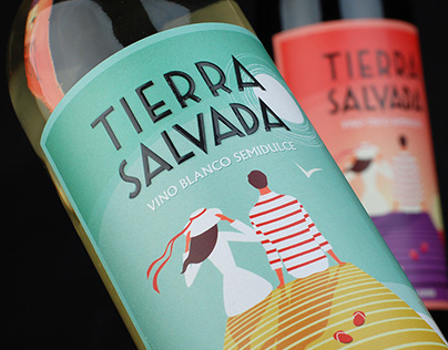 TIERRA SALVADA - table wine from Spain